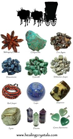 Ox Animal Totem - Crystal Reference Library - Information About Crystals As A Healing Tool