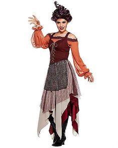 adult mary sanderson costume hocus pocus spirithalloweencom