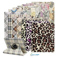 Check or Map iPad case