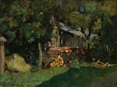 View Woodshed by Konstantin Alexeievitch Korovin on artnet. Browse upcoming and past auction lots by Konstantin Alexeievitch Korovin. Ilya Repin, Russian Painting, Russian Art, Impressionist Art, Impressionism, Fine Art Auctions, Global Art, Kirchen, Art Market