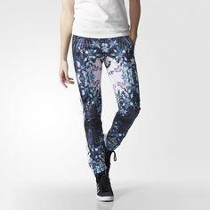 Pantalón Originals Florera Slim Mujer - Multicolor