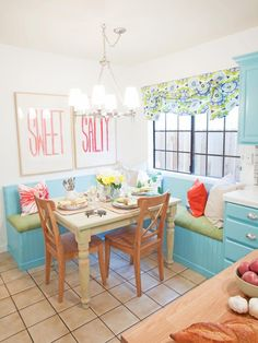 20+ Tips for Turning Your Small Kitchen Into an Eat-In Kitchen : Page 03 : Rooms : Home & Garden Television