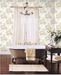 Decorating Your Home With Wallpapers : Upgrading Your Decor for the New Year