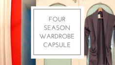 A Head-to-Toe, Four Season, Personal Wardrobe Capsule