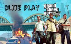 GTA 5 - Mission #39 - Blitz Play