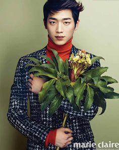 Seo Kang Joon - Marie Claire Magazine February Issue '14
