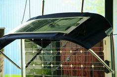 flexibel zonnepaneel in buiskap