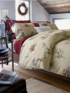 Christmas bedspreads | Christmas Bedding| Pineberry Flannel