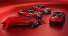 Más modelos de Aston Martin para la gama de Zagato