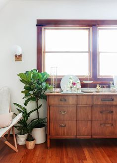 Sara Tramp Emily Henderson Makeover Takeover Bedroom