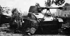 8,8 cm Pa.K. 43/1 (L/71) auf Geschützwagen III und IV (Sd.… | Flickr