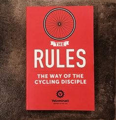 Know the rules. Obey the rules.