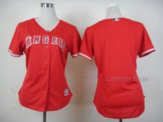http://www.xjersey.com/angels-blank-red-new-cool-base-women-jersey.html Only$35.00 ANGELS BLANK RED NEW COOL BASE WOMEN JERSEY #Free #Shipping!