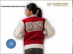 Women's Letterman Varsity Jacket Supplier and Manufacturer