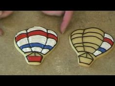 Cookie Decorating: 1 Cookie 5 Ways - Pt 1