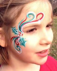 Candycane Facepaint - Yahoo Image Search Results