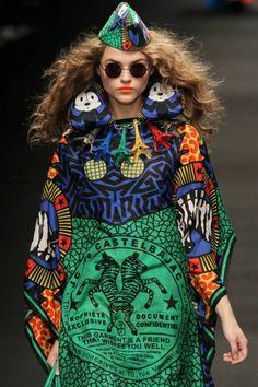 Esquisitices Fashion Week: é feio, mas tá na moda