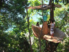 Soneva Kiri Resort in Ko Kot, Thailand or The Bulgari Resort in Bali
