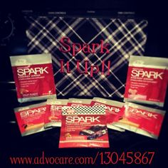 Thirty One & Spark. My two favorite products!!!!! www.mythirtyone.com/sharonjared www.AdvoCare.com/131026277