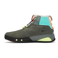Nike ACG Grey Ruckel Ridge Sneakers is part of Nike acg - Best Sneakers, Casual Sneakers, Casual Shoes, Sneakers Nike, Shoes Style, Adidas Shoes, Nike Sfb Boots, Mens Waterproof Boots, Mens Work Shoes