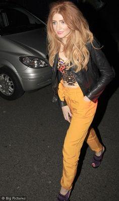 Style Icon Nicola Roberts