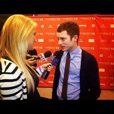 Elijah Wood at Sundance 2012