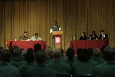 Prison vs. Harvard in an Unlikely Debate Inmate debate team is part of Bard College program helping give prisoners a chance for a better life