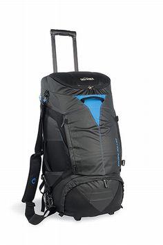 Tatonka Escape Roller. Reisrugzak met rolsysteem. Voor iedereen die slim bagage wil meenemen, maar niet constant wil dragen op hun schouders. http://www.urbansurvival.nl/index.php?item=escape-roller---bright-blue&action=article&group_id=20000067&aid=33266&lang=nl