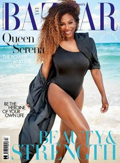 adff3d4270 Why Serena Williams No Longer Wants to Be a Size 4