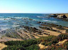 Praia de Almograve  -  Alentejo  -  Portugal
