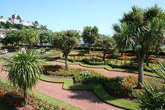 Torquay Gardens, Devon, U.K.