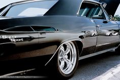 '67 Super Sport Chevy by John P Sullivan, via Flickr