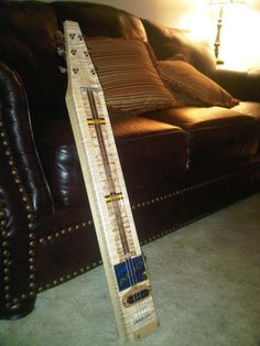 How to build a basic lap steel guitar