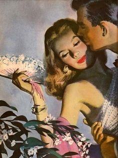 """John Whitcomb (From """"A Woman to Remember,"""" Ladies Home Journal, November 1947)"""