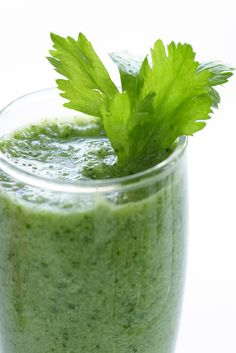 To kick start your metabolism and get brighter eyes, clearer skin, more lustrous hair, as well as a slimmer waistline   Glowing Green Smoothie  INGREDIENTS:  1 1/2 cups water  1 head organic romaine lettuce, chopped  1/2 of large bunch of organic spinach (or 3/4 small bunch)  3 or 4 stalks organic celery  1 organic apple, cored and chopped  1 organic pear, cored and chopped  1 organic banana  Juice of 1/2 organic lemon