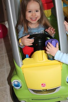 Step2 Easy turn coupe giveaway Enter to win!  Till 3-31.  http://www.thriftyniftymommy.com/2013/02/i-step2-easy-turn-coupe.html?showComment=1361281418035#c1760844546794475411