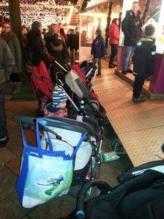 parkplatzprobleme auf dem bielefelder weihnachtsmarkt ... ;-)