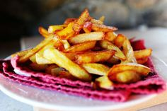 Perfect French Fries...  I just tried this tonight and they are the perfect fries!!! Highly recommend