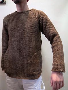 Spinner Bait Oscar lowgauge knit