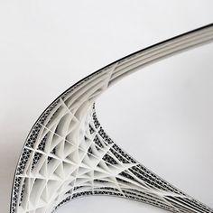 gaudi stool (detail) | studio geenen