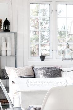 white ~ grey