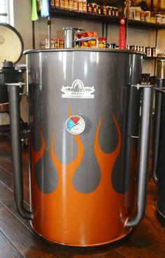 Gateway Drum Smokers #ICP www.gatewaybbqstore.com Barrel Stove, Barrel Grill, Barbecue Grill, Grilling, Uds Smoker, Ugly Drum Smoker, Custom Bbq Pits, Smokehouse Bbq, Homemade Smoker