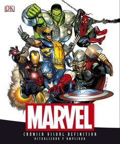 Marvel : crónica visual definitiva, 2013 http://absysnetweb.bbtk.ull.es/cgi-bin/abnetopac01?TITN=514329