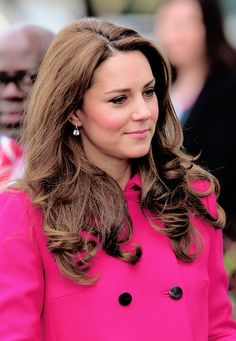 This will be Kate's last engagement before giving birth