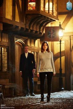 I didn't like Clara until it was too late, they killed her really heroically...