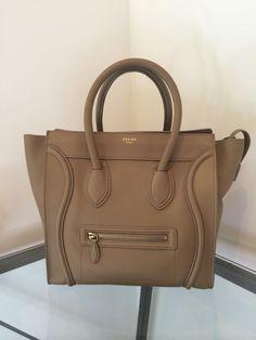 tie bags purses - celine beige cloth handbag luggage phantom