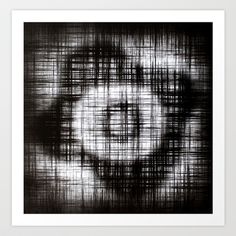 Light Quantum Art Print by Johannes Kamikaze - $18.00