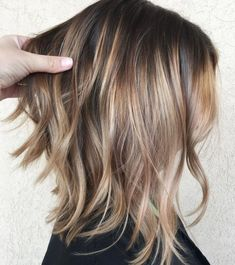 Balayage Haare Praise hair sweep Bronde # # sweep This landscaping contractor will be Long Bob Hairstyles For Thick Hair, Bob Haircut For Fine Hair, Haircuts For Fine Hair, Funky Hairstyles, Wedding Hairstyles, Formal Hairstyles, Hairstyles Haircuts, Long Bob Thin Hair, Long Lob Haircut
