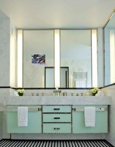 geraumiges art deco badezimmer abzukühlen pic der ffcfcadedefdbda art deco bathroom bathroom ideas