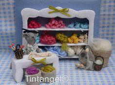 Boutique d'artisanat Madelons par Tintangel sur Etsy